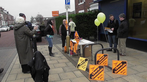 Pelaw Heworth action day Nov 18 (9)