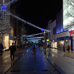 Festive Fishergate, Preston