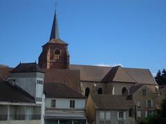 Montcenis (71) : église de l'Assomption