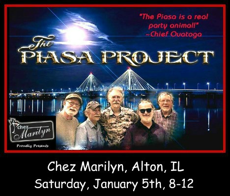 The Piasa Project 1-5-19