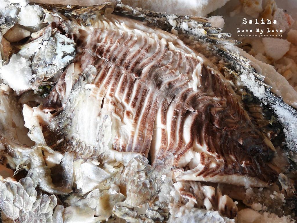 宜蘭礁溪好吃必吃美食餐廳推薦塭底烤魚鹽味烤魚 (1)
