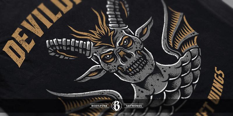 Details - Black Devil