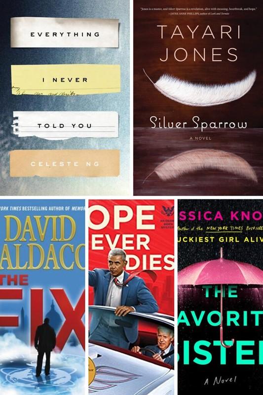 Books Oct 2018