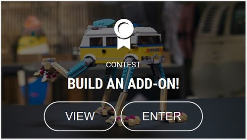 LEGO Ideas Build an Add-on Contest
