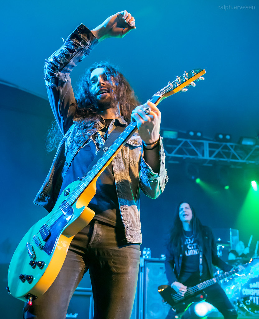 Slash featuring Myles Kennedy and The Conspirators | Texas Review | Ralph Arvesen