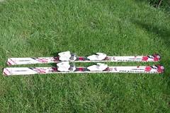 sjezdové lyže Rossignol, - titulní fotka