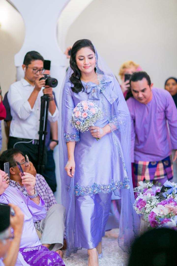 Fasha Sandha Aidil Aziz Bertunang