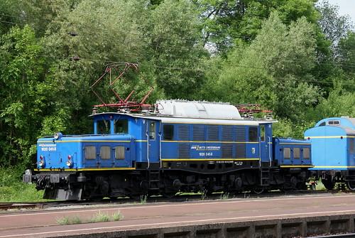MWB 1020 041-8, Laufach