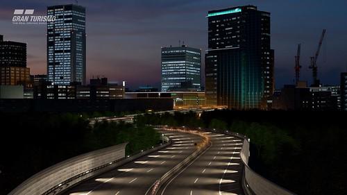 Tokyo Expressway Inner Loop