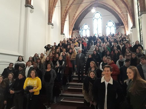 2018.11.21|Lezing Sancta Maria Leuven