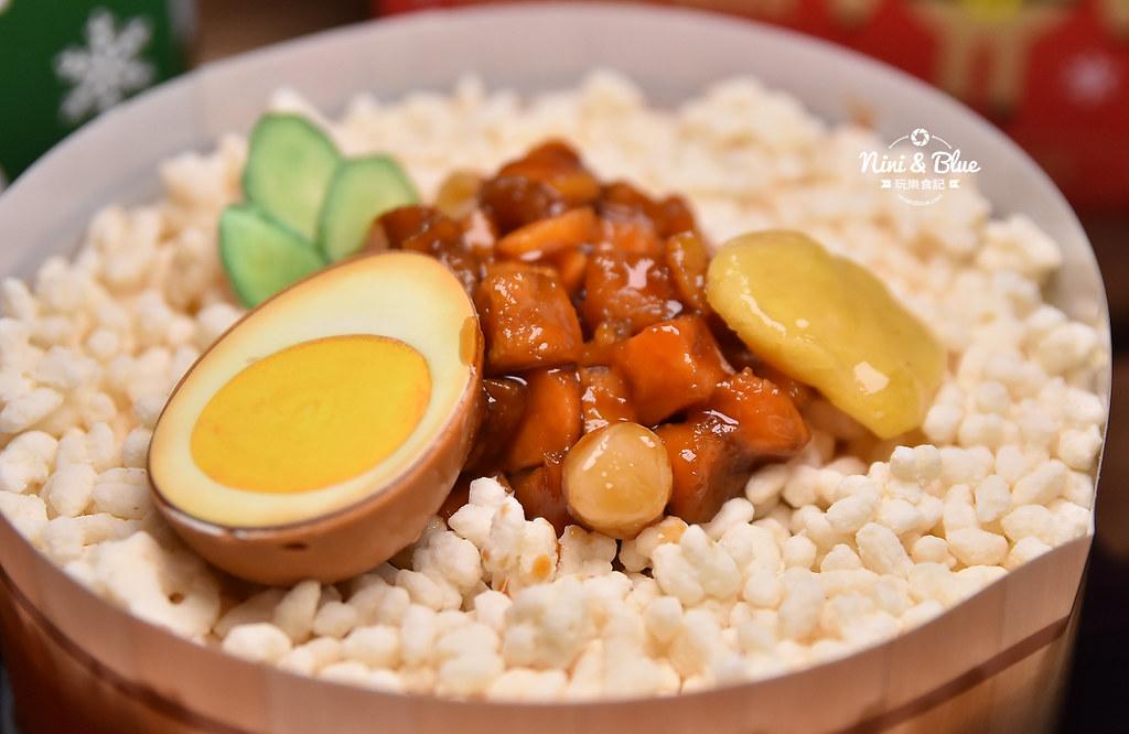 85度C滷肉飯蛋糕 金牌台灣啤酒耶誕版07