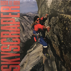 DAVID LEE ROTH:SKYSCRAPER(JACKET A)