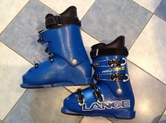 lyžařské boty Lange vel. 36 - titulní fotka