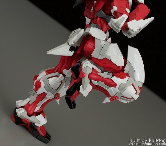 HiRM Astray Red Frame Gundam 24
