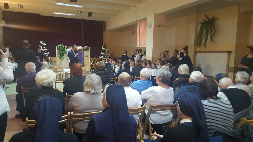 Życzenia świąteczne we wspólnocie dzieci z Ochronki - 2018 (1)