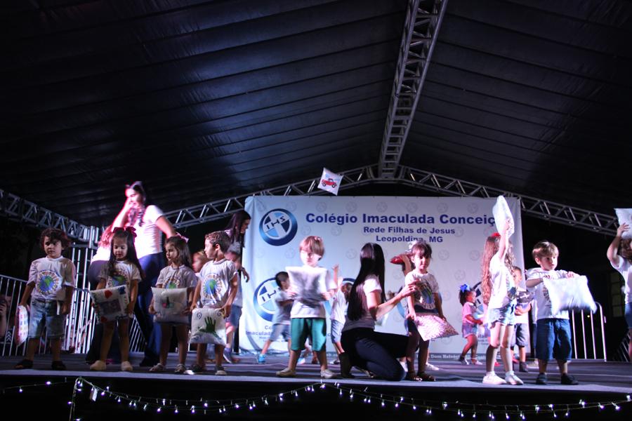 Festa de Encerramento - Educação Infantil