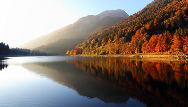 Automne au lac de, Canon EOS 700D, Canon EF-S 10-22mm f/3.5-4.5 USM