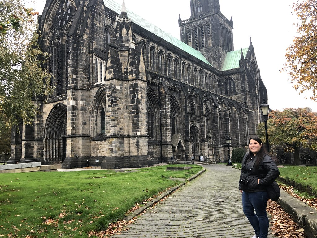 Glasgow Cathedral   Ireland and Scotland Itinerary