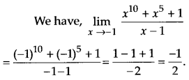 NCERT Solutions for Class 11 Maths Chapter 13 Limits and Derivatives 10