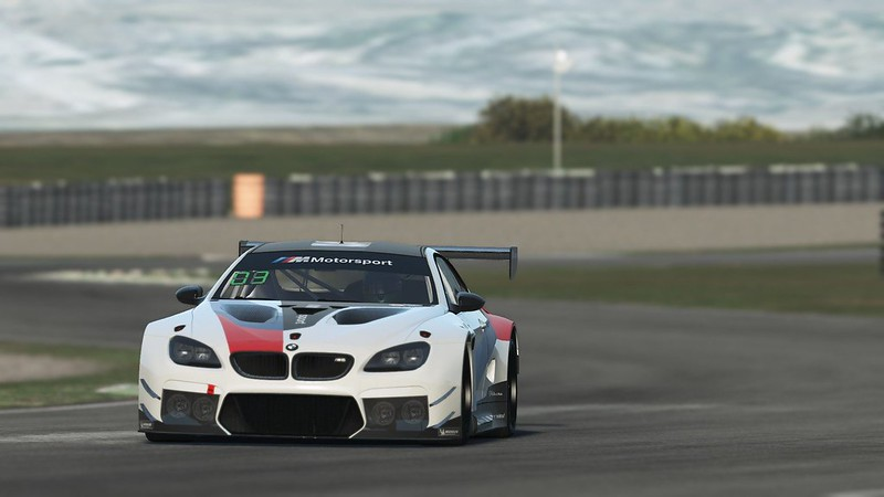 rF2 BMW M6 GT3 Front