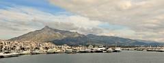 Puerto Banús Panorama 1. Nikon D3100. DSC_0618-0623.