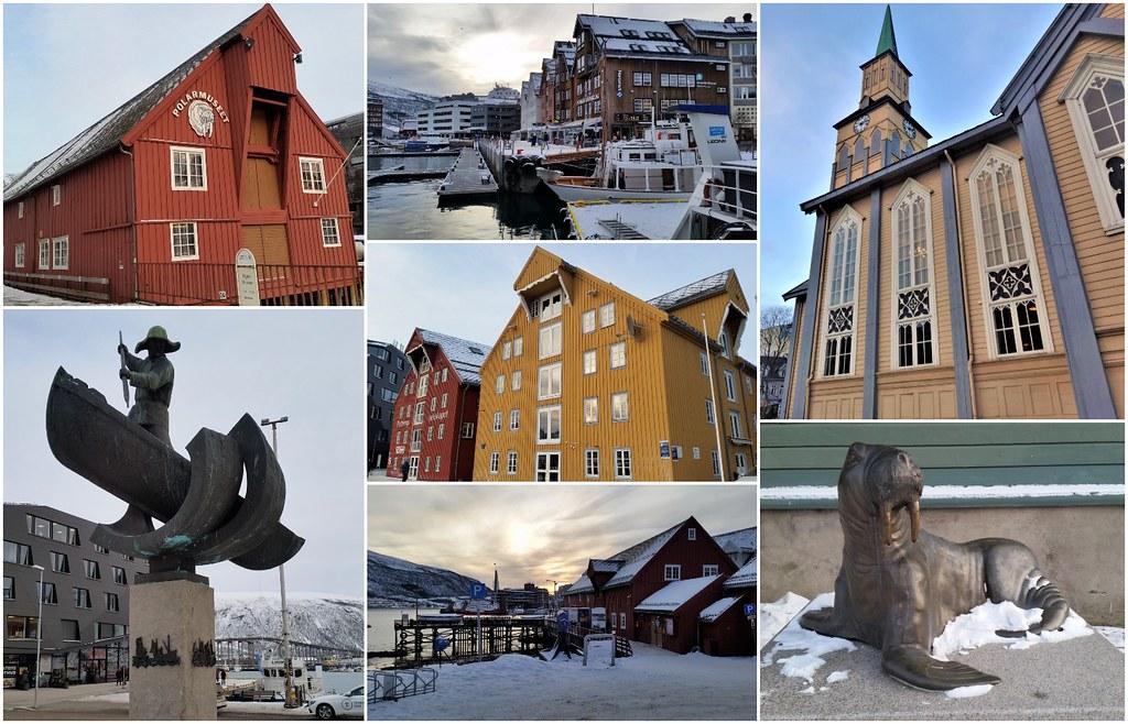 Tromso miasto