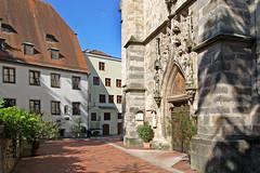 Wasserburg am Inn - Pfarrkirche Sankt Jakob (2)