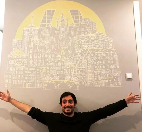 Nuel y Mural Ciudades
