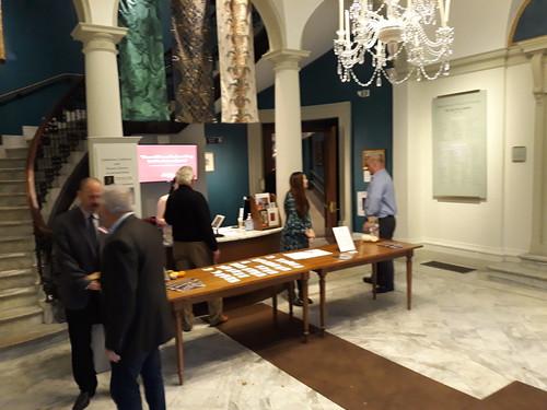 MCA 2018 Boston conference lobby
