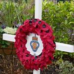 Biggar Armistice Remembrance 2018
