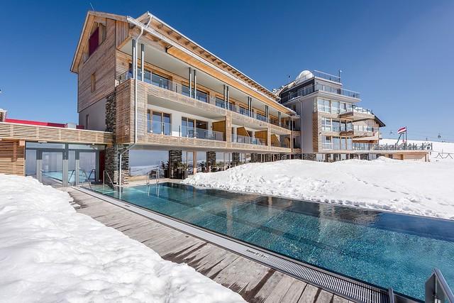 Infinity Pool im Winter, Nikon D810, AF-S Zoom-Nikkor 14-24mm f/2.8G ED