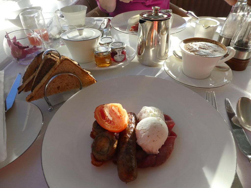 Breakfast, The Devonshire Arms, Hotel & Spa, Bolton Abbey