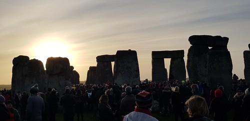 Stonehenge Winter Solstice Ceebrations 2018 | by Stonehenge Stone Circle News www.Stonehenge.News