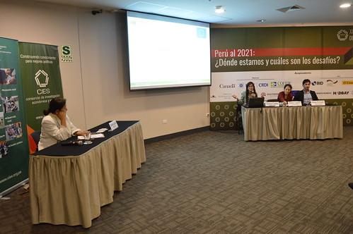 Mesa de Investigación - La ciudad de Lima y el cambio climático: Perspectivas integradas