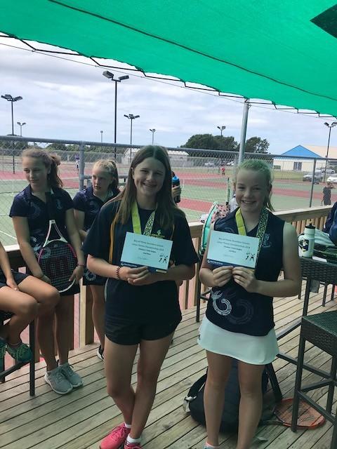 Junior Tennis BOP Secondary Schools 2018