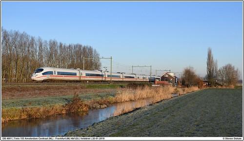 DB 4601   Velddriel   20-01-2019