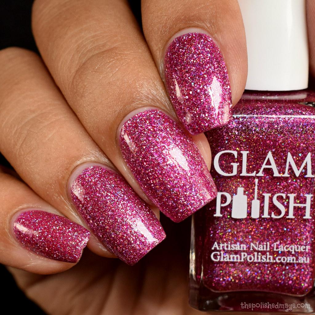 glam polish you had me at holo 4