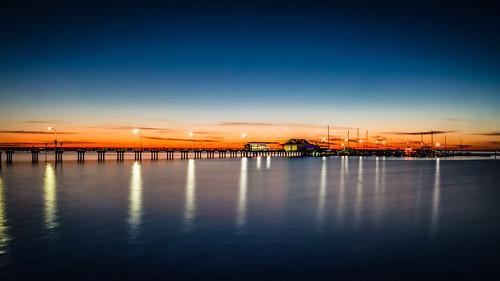 nikon nikond5100 1855mm mobilebay alabama fairhope sunset seascape landscape best bestnight