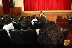 Alunos da Educação Infantil participam de Contação de Histórias