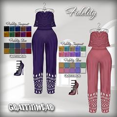 Fidelity Dress ALL