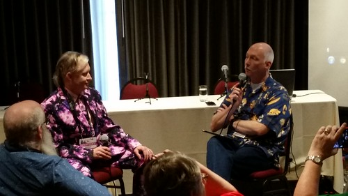 Kevin Roche Interview at SMOFCon