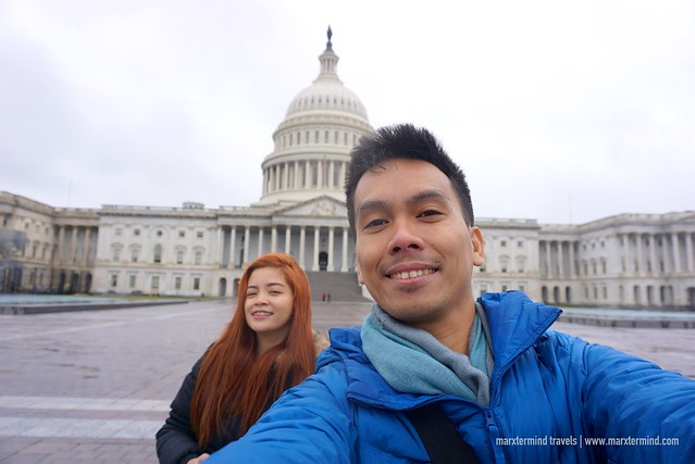 marxtermind with Elal Jane at United States Capitol DC