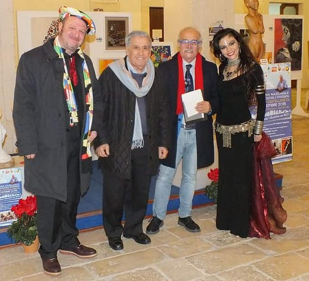 rassegna di pittura P. Castellaeta con Umberto Colapinto