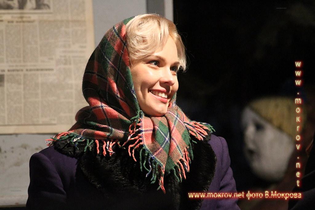 Актриса - Стрельникова Полина роль Катя в сериале «Декабристка» Фото