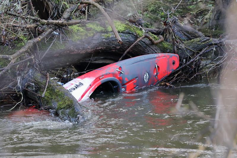 Lost Canoe