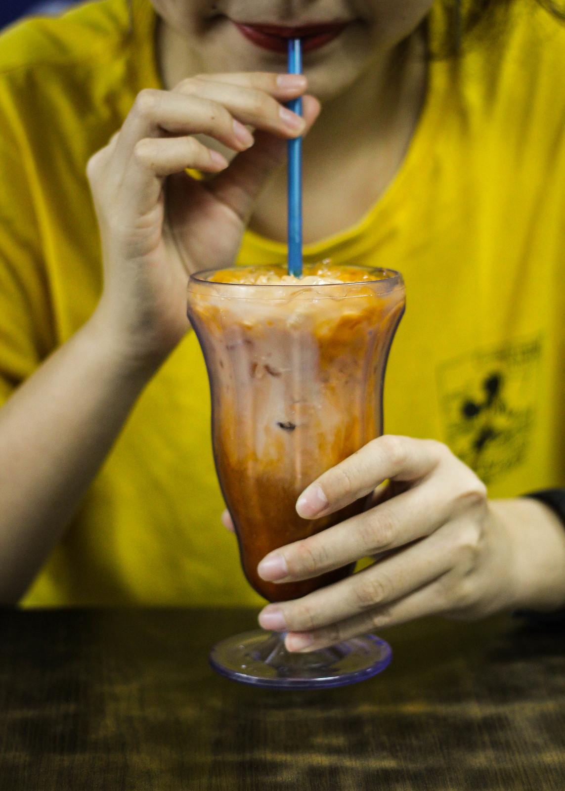 迪欧舌头泰国牛奶