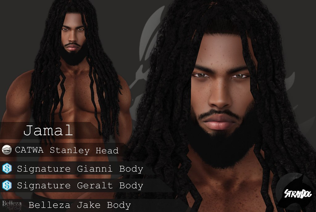 Jamal Shape (Signature / Belleza & CATWA Stanley)