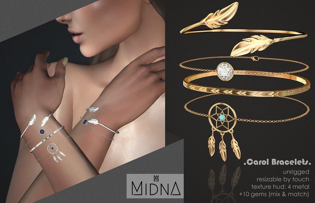 Midna – Carol Bracelets