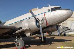T3-36-721-9---20600---Spanish-Air-Force---Douglas-C-47B-Skytrain-DC-3---Madrid---181007---Steven-Gray---IMG_1490-watermarked