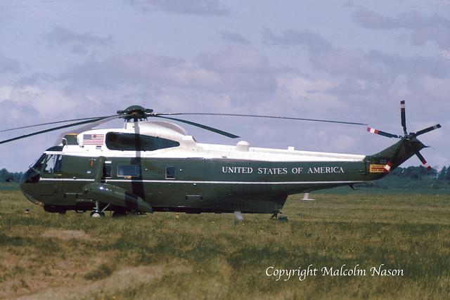 SIKORSKY VH-3D 159359 USMC
